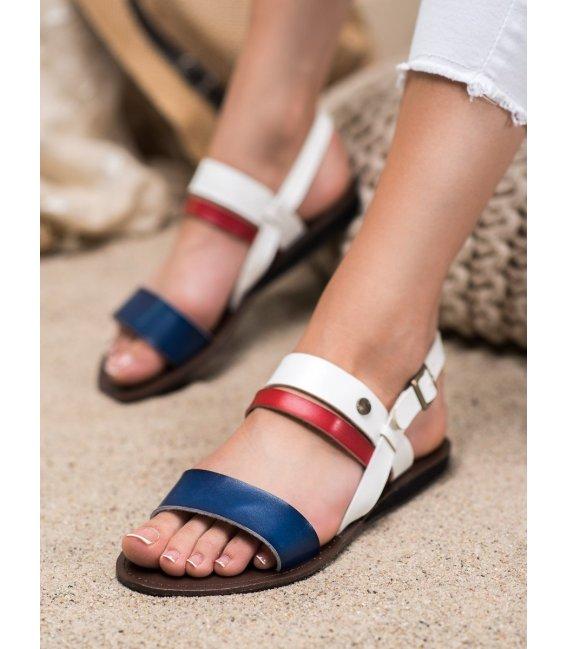 Pohodlné neformálne sandále