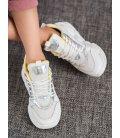 Sneakersy z eko kože Fashion
