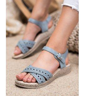 Komfortné sandálky na platforme