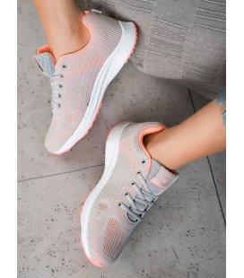 Pohodlné športové dierkované topánky