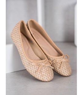 Pletené baleríny