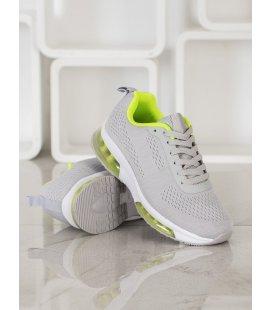 Sneakersy s neónovými detailami