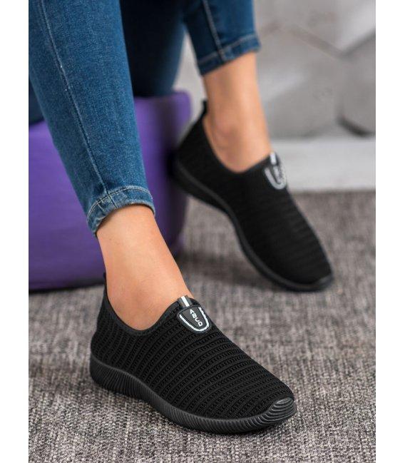 Textilné topánky slipony