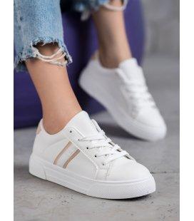 Športové topánky z eko-kože