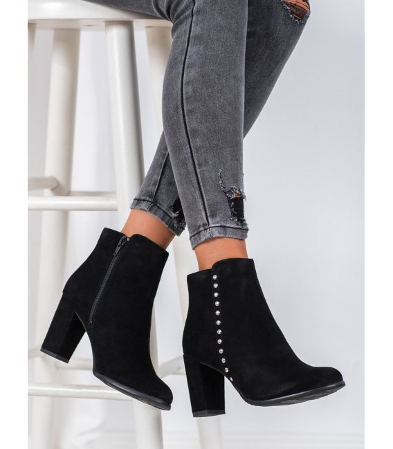Klasické kožené kožené topánky