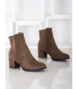Hnedé topánky