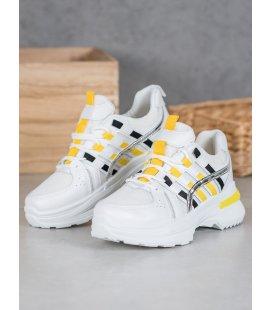 Módne športové topánky na platforme