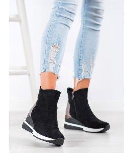 Členkové topánky na kline