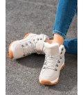 Pohodlné trekingové topánky