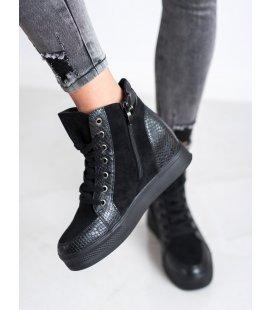 Pohodlné členkové topánky na kline