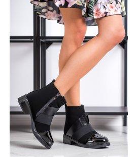 Členkové fashion topánky