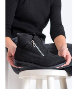 Módne topánky na zips