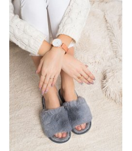Papuče s kožúškom