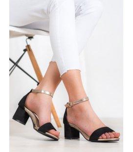 Elegantné sandálky na stĺpci