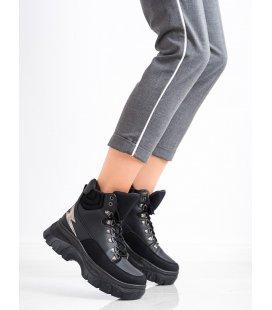 Topánky na šnurovanie Fashion