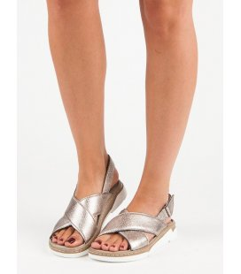 Komfortné ploché sandále