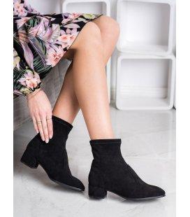 Topánky na nízkom stĺpci