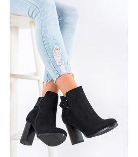 Elegantné členkové topánky na stĺcpi