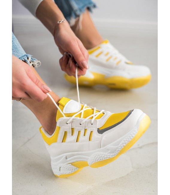 Pohodlné tenisky so sieťkou