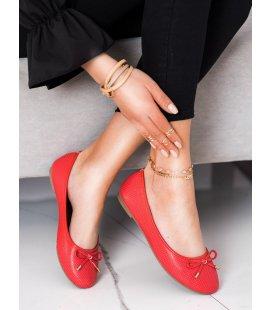 Červené baleríny