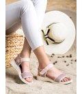 Pohodlné sandály na suchý zips