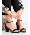 Klasické sandálky na podpätku