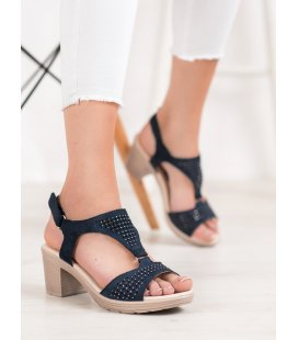 Komfortné sandálky na suchý zips