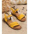 Klasické sandálky s prackou
