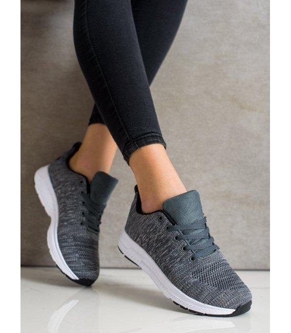 Ľahké šnurovacie sneakersy