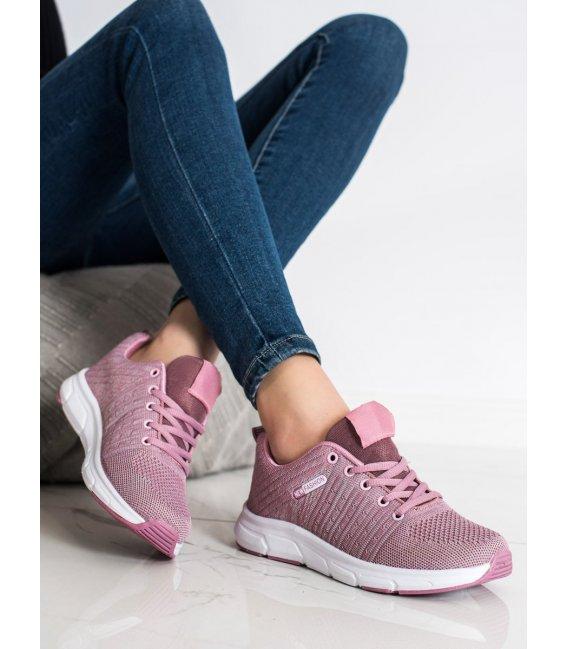 Ľahké dierkované sneakersy