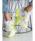 Sneakersy so sieťkou Fashion Shoes