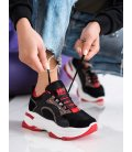 Sneakersy na platforme Fashion