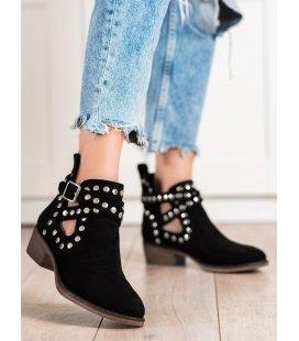 Dierkované topánky s prackou