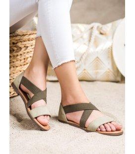 Pohodlné nazúvacie sandálky Sergio Leone