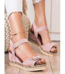 Sandálky na kline s prackou