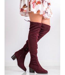 Kozačky nad koleno