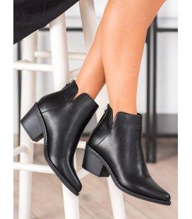 Nízke dámske členkové topánky